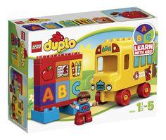 LEGO DUPLO 10603 Mijn eerste bus