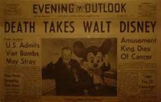 mickey mouse crying walt disney s death