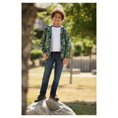 Denizen from Levi's Boys' 231 Athletic Knit Jeans - Rainer 4, Boy's, Blue