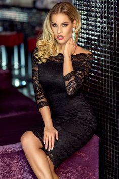 7fca08a3b3fd Dresses Length  Knee-Length Neckline  Slash neck Sleeve Length(cm)
