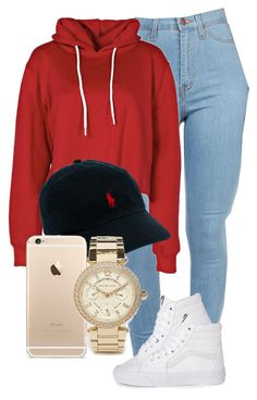 04.21.15 by diggysimmion on Polyvore featuring polyvore, interior, interiors, interior design, hogar, home decor, interior decorating, Boohoo, Vans, Michael Kors and Polo Ralph Lauren