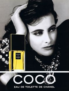 TOP MODELS OF THE WORLD: Coco by Chanel