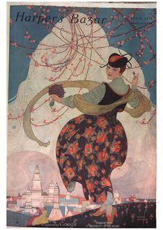 Harper's Bazaar april 1916