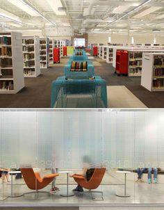 Abandoned Walmart is Now America's Largest 1-Floor Library