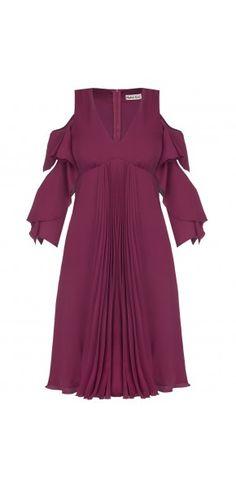 SUKIENKI WIECZOROWE Cold Shoulder Dress, Dresses, Fashion, Vestidos, Moda, Fashion Styles, Dress, Fashion Illustrations, Gown