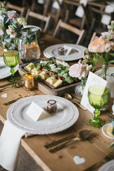 intimate wedding receptions - photo by Hayley Savage Photography https://ruffledblog.com/intimate-quintessentially-british-wedding