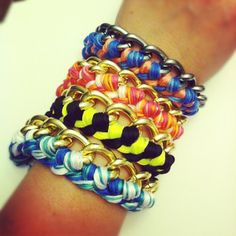 DIY Bracelet armcandy