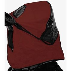Weather Cover for AT3 Generation II Pet Stroller  Red Poppy * Continue to the product at the image link.