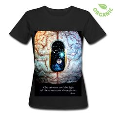 Create custom t-shirts, personalized shirts and other customized apparel at Spreadshirt. Print your own shirt with custom text, designs, or photos. Urban Fashion Women, Personalized Shirts, Custom Clothes, Mystic, Mandala, Urban Style, T Shirts For Women, Organic Cotton, Prints