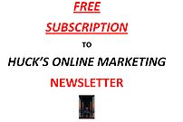 Sign up now !!!!!  What do you have to lose? We value your Participation. Thanks  Huck's Online Market.