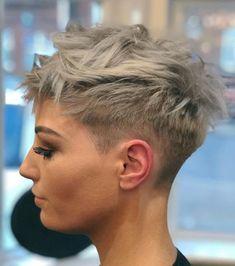 Perfekte Pixie Schnitte, um diesen Sommer zu verkaufen (25) - Frisuren Stil Haar