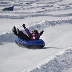 Tuxedo Ridge Ski Center - Tuxedo, NY #Yuggler #KidsActivities #Snowtubing
