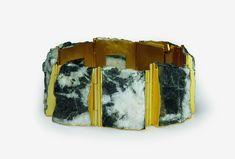 Forgotten Stones #Art #jewelry #exhibition at Eva Maisch's gallery http://artaurea.com/2015/forgotten-stones/