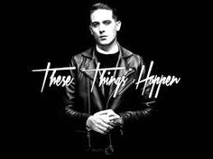 I picked this image of the Hip/Hop artist, G-Eazy because he is my favorite artist right now. His lyrics are great to listen to and he has a particular flow and ease about him that makes his songs that much more fun to listen to. As a side note, his album, These Things Happen is my favorite album to listen to as of now.