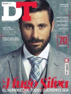 Revista #DT 213. El triunfo de #HUGOSILVA: pasada la 'fiebre adolescente' por su físico, el actor madrileño puede presumir de haberse labrado una carrera seria y ascendente.