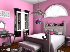 bedroom ideas for 12 yr old girl