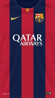 Jersey Fc Barcelona 2015