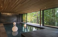 West Hills Residence | FIELDWORK Design & Architecture; Photo: Brian Walker Lee | Archinect