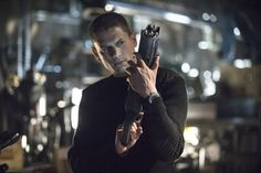 "#TheFlash 1x04 ""Going Rogue"" - Leonard Snart / Captain Cold (guest star, Wentworth Miller)"