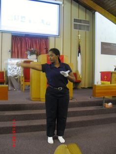 Brianna Clemons/Jewels of Christ Youth Dance Ministry.