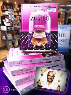 The Zumbo Files: Unlocking the Secret Recipes of a Master Patissier Zumbo's Just Desserts, Kinds Of Desserts, Gourmet Desserts, Fancy Desserts, Zumbo Recipes, Zumbo Desserts, Fun Deserts, Delicious Deserts, Amazing Deserts