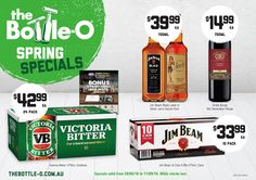 The Bottle O Catalogue 29 August - 11 September 2016 - http://olcatalogue.com/the-bottle-o/the-bottle-o-catalogue.html