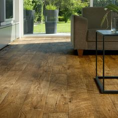 Tranquility Ultra Copper Ridge Oak Luxury Vinyl Plank Waterproof Flooring Lvp