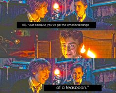 classic hermione line I have a shirt that says this you can get one at wbshop.com