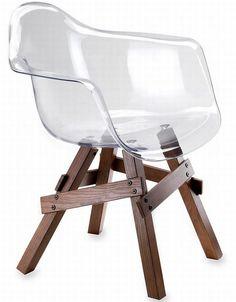 The Kubikoff armchair