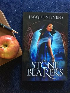 """An apple a day keeps the doctor away, a book a day keeps boredom away. If you want some summer reading, try Jacque Stevens' young adult fantasy""""The Stone Bearers"""""""
