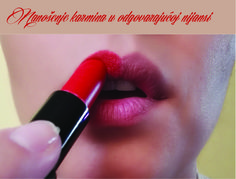 Red lipstick and how to use it, step by step #redlipstick #redlips #makeup #beuty #beautyblogger #berfection