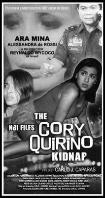 the cory quirino kidnap Tagalog Movies tagged with Ara Mina
