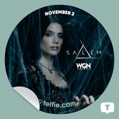 #SalemWGN: Coming Soon (5th Sticker)