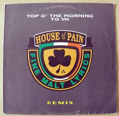 House of Pain is an American hip hop group who released three albums in the before lead rapper Everlast left to pursue his solo career again. The gro. Claude Monet, Vincent Van Gogh, House Of Pain, Top O The Morning, Best Party Songs, Dance It Out, Old Song, Me Me Me Song, Best Part Of Me