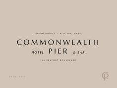 Commonwealth Pier
