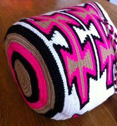 Image of Sac Wayuu baby Mochila
