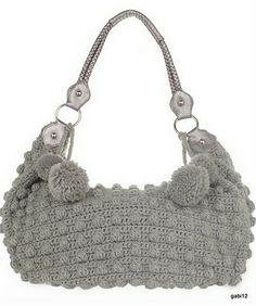 Crochê e tricô da Fri, Fri´s crochet and tricot: Mai 2010
