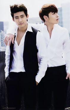 Taecyeon Chansung 2PM