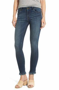 Main Image - DL1961 Margaux Instasculpt Ankle Skinny Jeans (Harlow)