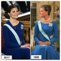 My edit - Crown Princess Victoria today at Riddarhuset reminded me of her 18th birthday in 1995 . . . #crownprincessvictoria #kronprinsessanvictoria #kronprinsessan #princessvictoria #crownprincess #swedishroyalfamily #swedishroyals #kungahuset #bernadotte #kungafamiljen #instaroyals #royalfamily #prinsessan #sverige #sweden #royalty #svenskakungafamiljen
