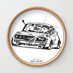 Crazy Car Art 0006 - $30