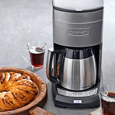 Cuisinart 10-Cup Extreme Brew Elite Coffee Maker with Thermal Carafe #williamssonoma