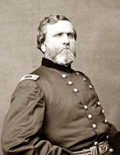 Union General GeorgeThomas, a Virginian known as the Rock of Chickamaugua.