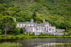 Kylemore Abbey, Mayo, Ireland