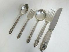 #sterling #silver #georg_jensen # flatware #cutlery #silverware #estatesilver #4sale