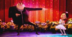 Despicable Me | Gru and Margo