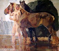Catamite's Art Collection: bobbygio: LUDVIK VACATKO (1873-1956)