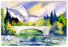 Yosemite NP by Dusty-Feather on DeviantArt