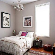 dormitorio: color pintura