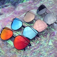 5e24d64d556 Our Barcelona shades which color is your favorite  Chrome